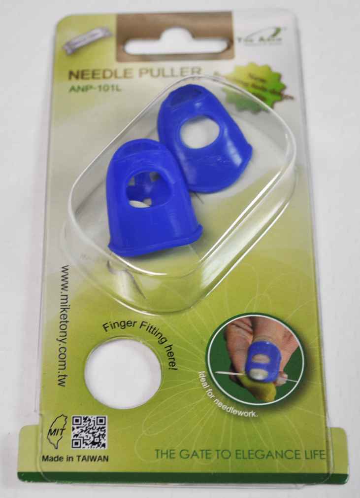 silicone needle puller finger protectors