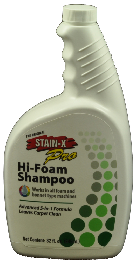 Stain-X Hi Foam Carpet Shampoo 32oz Foam Carpet Shampoo 32oz at Sears.com