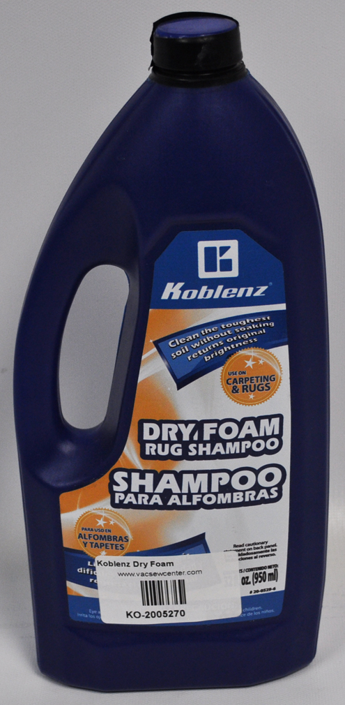 Koblenz Dry Foam Rug & Carpet Shampoo Foam Rug and Carpet Shampoo at Sears.com