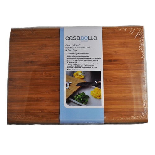 casabella bamboo cutting board
