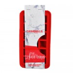 Casabella Ice Cube Tray Set Red