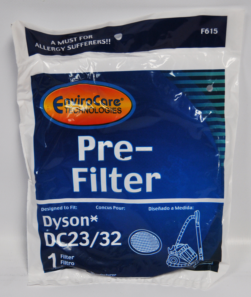 Dyson dc23 dc32 pre motor filter f615 vacsewcenter for Dyson dc23 motor stopped working