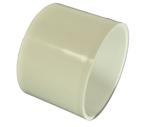 Central vacuum pvc slip coupling for inch tubing sv