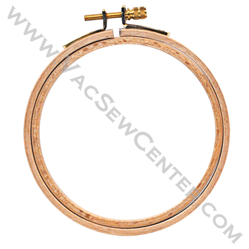 Edmunds german machine wood embroidery hoop in dixon s